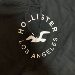 Hollister Tops - Hollister Los Angeles hoodie size small